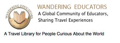 Wandering Educators, Dr. Jessie Voigt, wanderingeducators.com