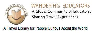 Wandering Educators, Dr. Jessie Voigt, wanderingeducators.com