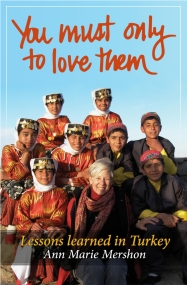 Memoir, annmariemershon.com, Turkey, Istanbul, international teaching