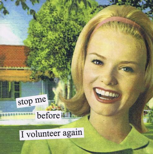 Writer or Volunteer? annmariemershon.com