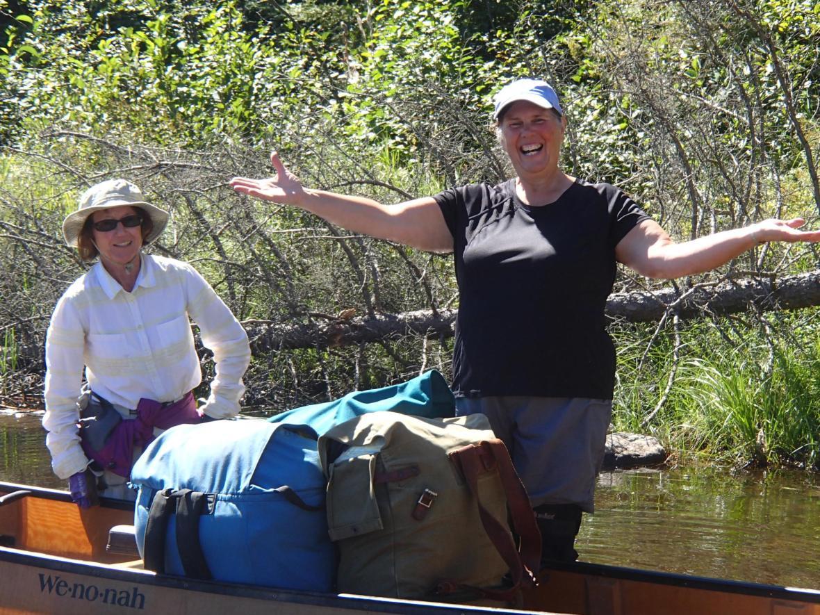 BWCA Trip, annmariemershon.com