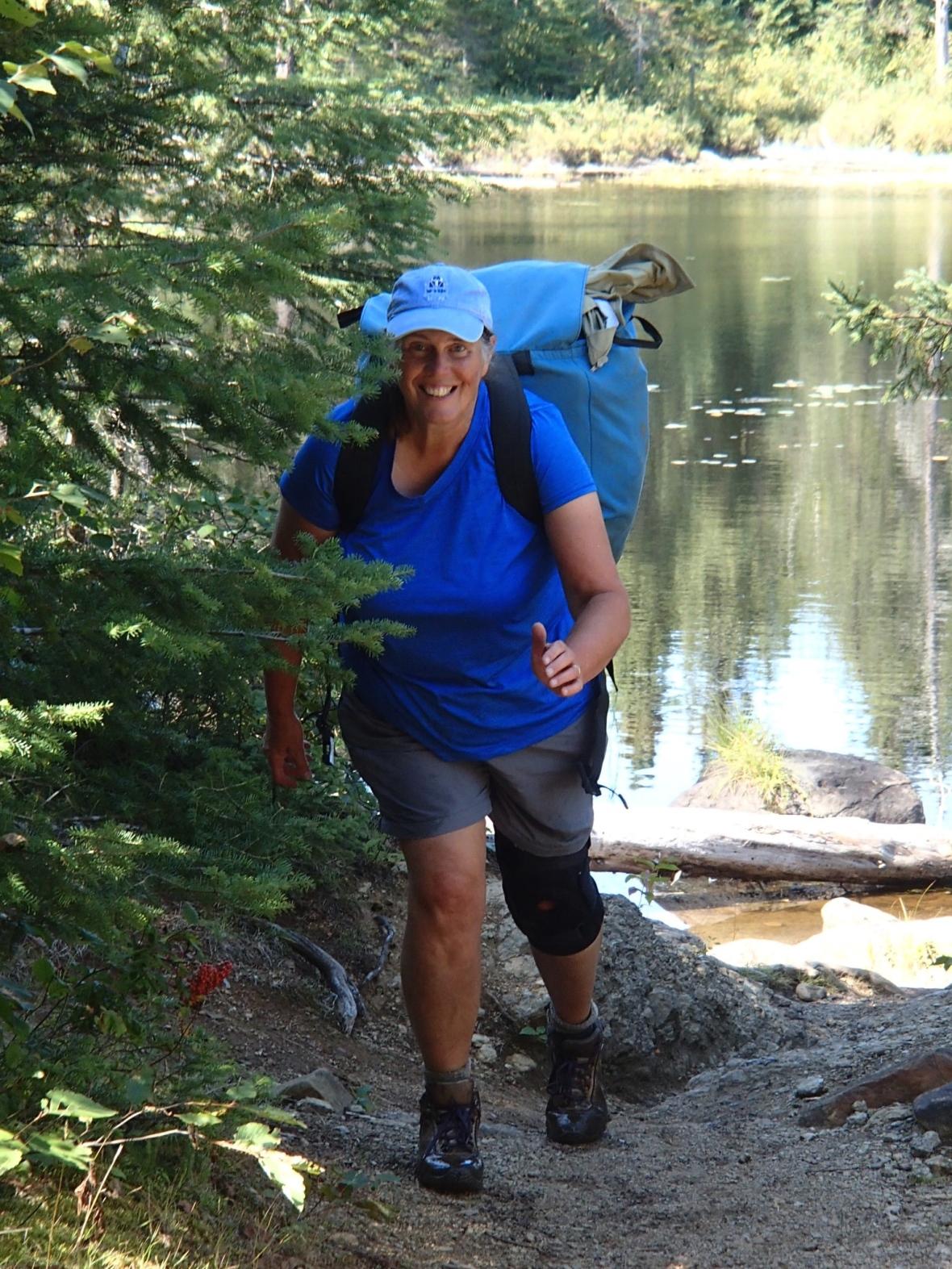 BWCA trip, Kawishiwi Lake to Fishdance and back, annmariemershon.com