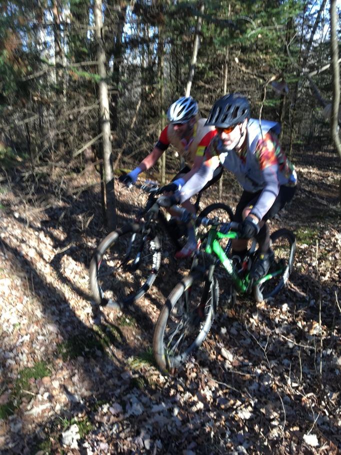 BWAM race, Ladysmith, Wisconsin: Bale, Wilkes, Anderson, Mershon