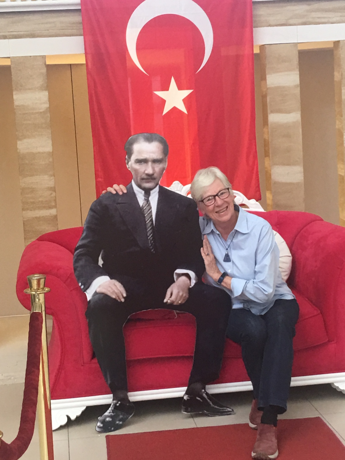 Ataturk and me